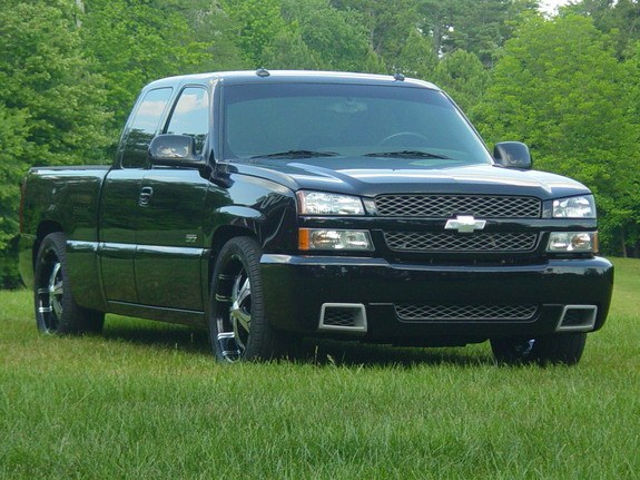 jdsilverado 2003 chevrolet silverado 1500 extended cabss. Black Bedroom Furniture Sets. Home Design Ideas