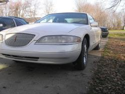 badassbillblass 1998 Lincoln Mark VIII