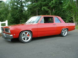Relixracing 1968 Plymouth Valiant