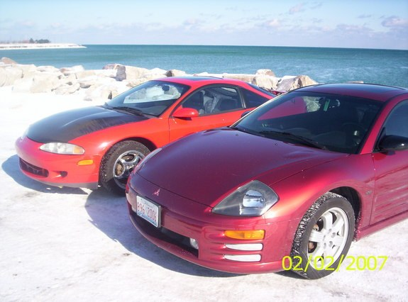 Another Her Evo 2000 Mitsubishi Eclipse post... - 9425623