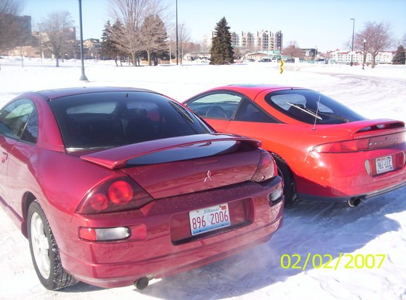 Another Her Evo 2000 Mitsubishi Eclipse post... - 9425625