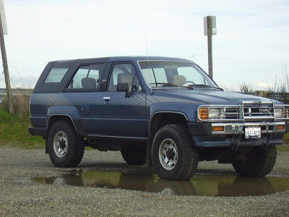 ronsyota 1988 toyota 4runner specs  photos  modification