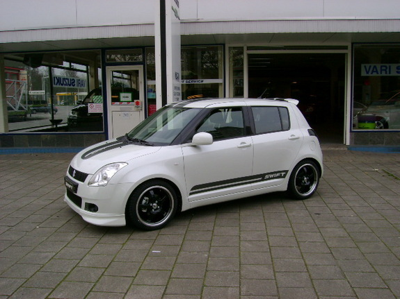 designparts 2006 suzuki swift specs photos modification info at cardomain. Black Bedroom Furniture Sets. Home Design Ideas
