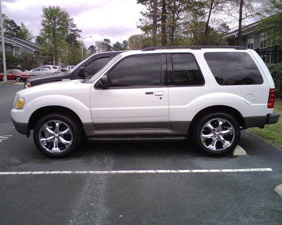 myx girl 2002 ford explorer sport specs photos modification info at. Cars Review. Best American Auto & Cars Review