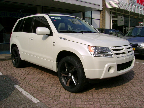 designparts 2007 suzuki grand vitara specs photos. Black Bedroom Furniture Sets. Home Design Ideas