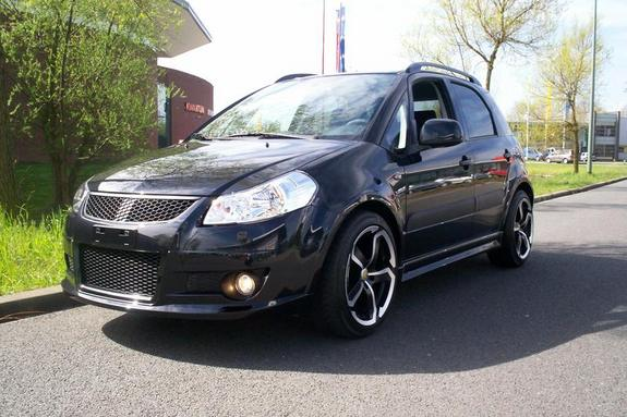 Designparts 2008 Suzuki Sx4 Specs Photos Modification