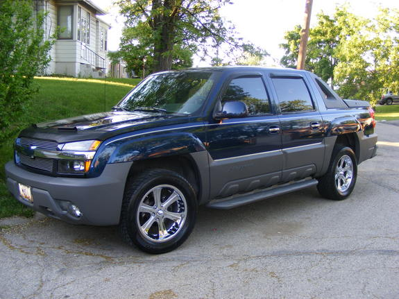 Another madlmusic 2002 Chevrolet Avalanche post... - 11674088