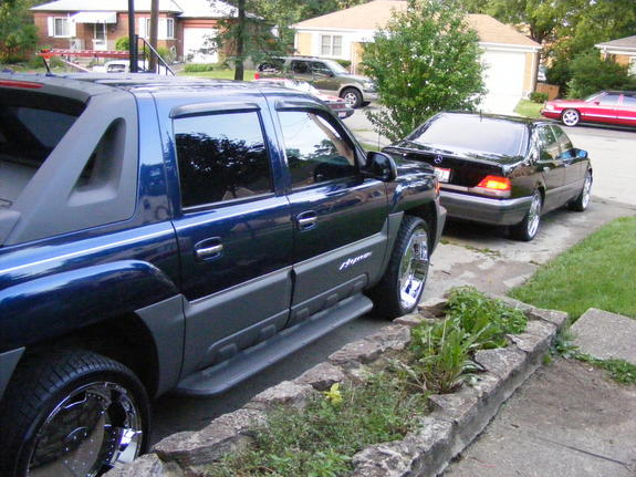 Another madlmusic 2002 Chevrolet Avalanche post... - 11674103