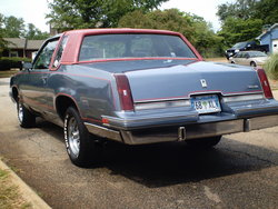 Jemini18 1986 Oldsmobile Cutlass Salon