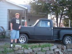 oldscool100 1972 Dodge D150 Club Cab