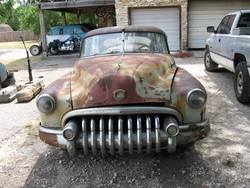 CCR5070 1950 Buick Special Deluxe