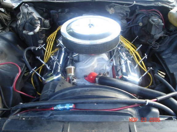 Another chevystrick 1973 Chevrolet Impala post... - 11678860