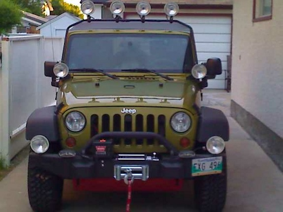 2008 Jeep Rubicon