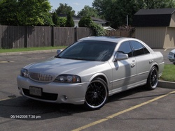 -Tiny-s 2006 Lincoln LS