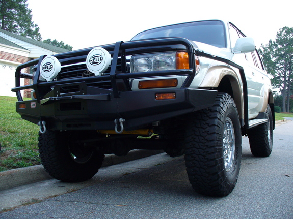 Another mikedamageinc 1997 Toyota Land Cruiser post... - 11679154