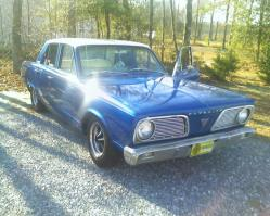 davhtrd66s 1966 Plymouth Valiant