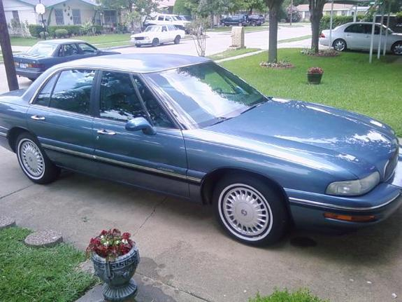 Large on 1999 Buick Lesabre Interior