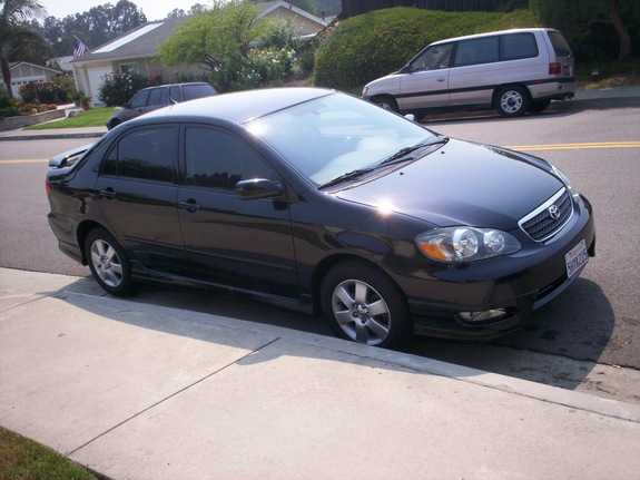 Splat23 2005 Toyota Corolla Specs Photos Modification