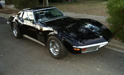 LxTorana05s 1971 Chevrolet Corvette