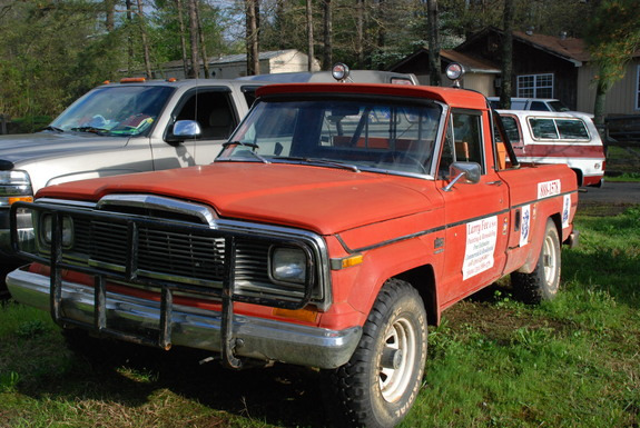 Another bagged-GMC 1979 Jeep J10 Honcho post... - 11686815