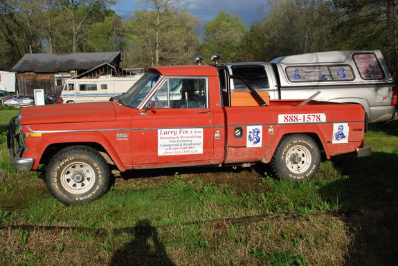 Another bagged-GMC 1979 Jeep J10 Honcho post... - 11686816