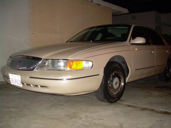 Another travieso78 1996 Continental Mark II post... - 13572447