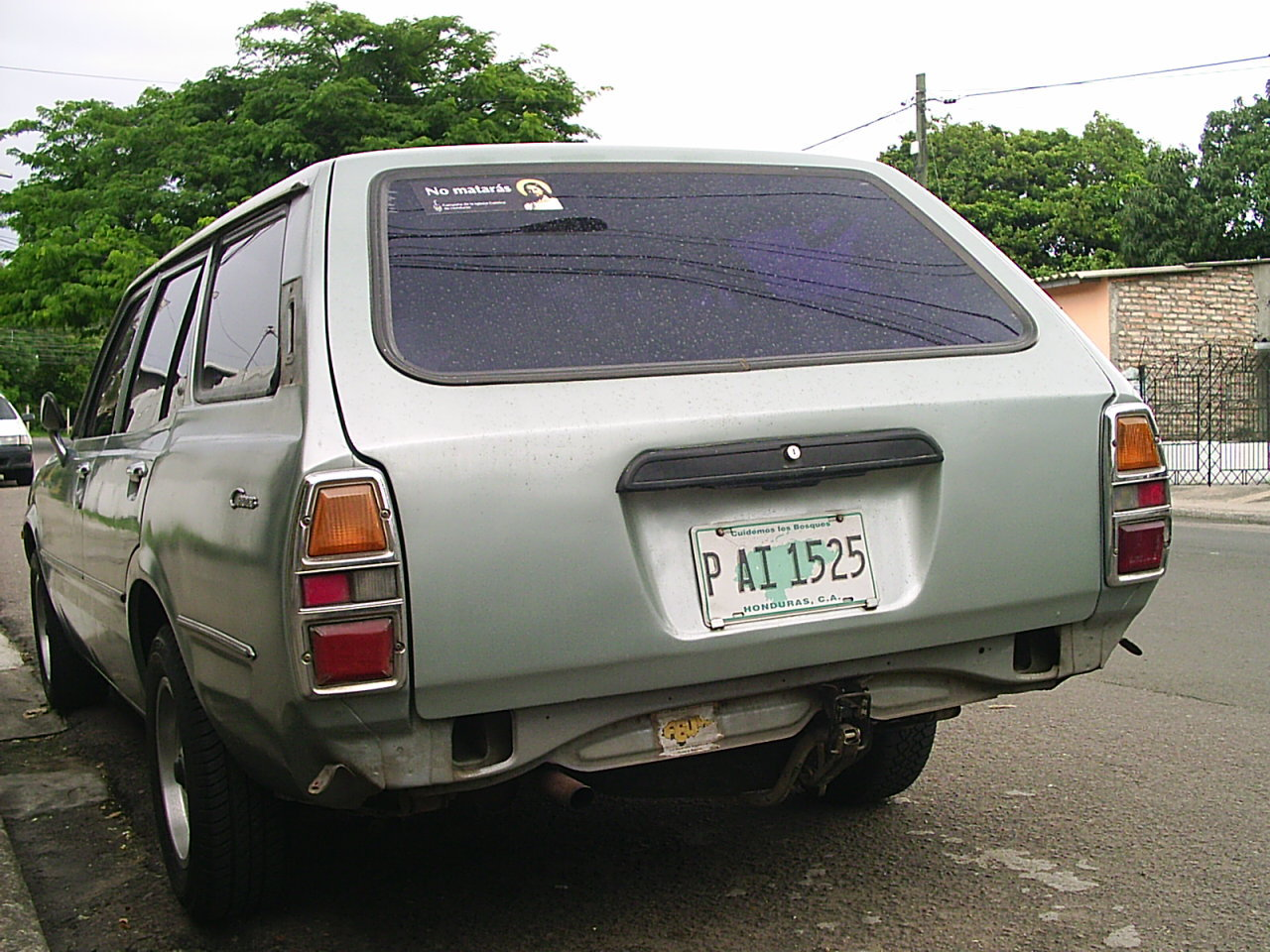 Mrgiron1 1977 Toyota Corona Specs  Photos  Modification