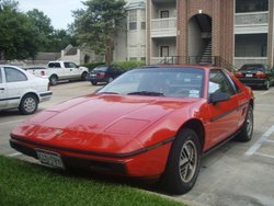 dabements 1984 Pontiac Fiero