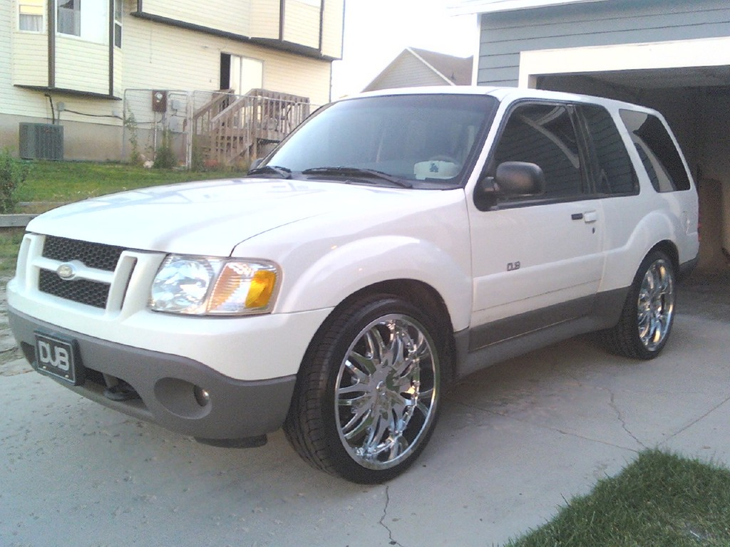 Al Caholic 2002 Ford Explorer Sport Specs Photos
