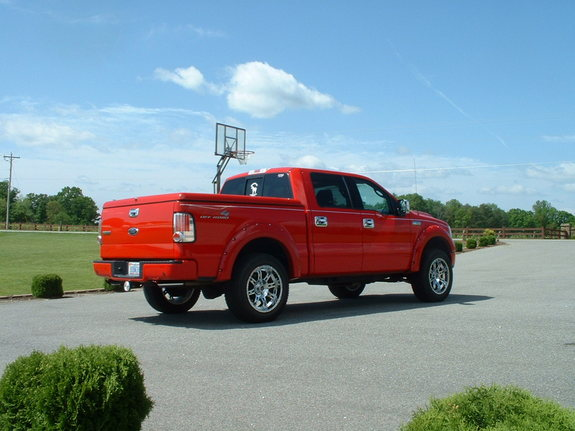 bobwire 39 s 2004 ford f150 regular cab in elkin nc. Black Bedroom Furniture Sets. Home Design Ideas