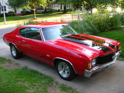 I_want2gofasts 1972 Chevrolet Chevelle