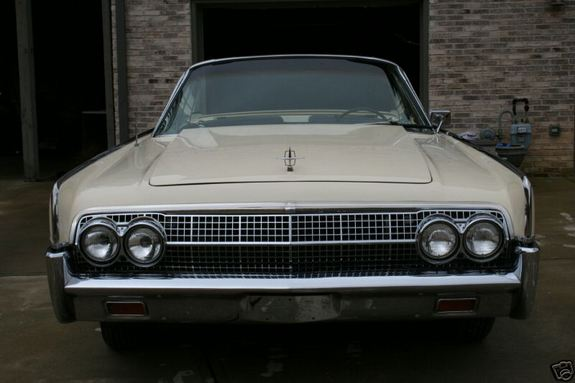 RemixedWhips 1963 Lincoln Continental 11684487