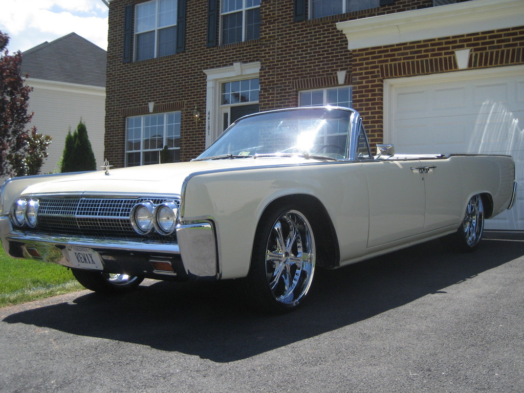 RemixedWhips 1963 Lincoln Continental 11684488