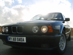 Doylers 1992 BMW 5 Series