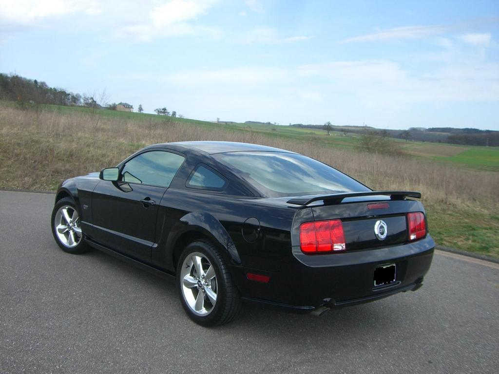 Another SmashAuto 2007 Ford Mustang post... - 11713528