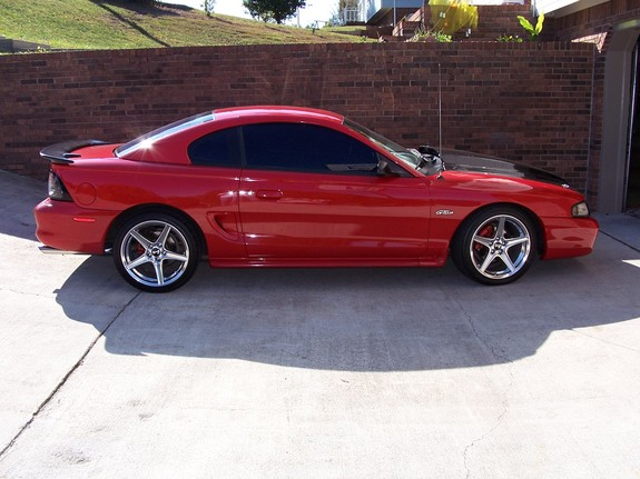 Another Xtreemestangs 1998 Ford Mustang post... - 11687004