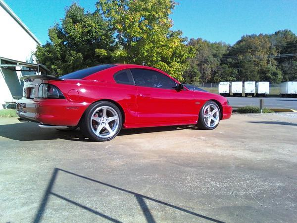 Another Xtreemestangs 1998 Ford Mustang post... - 11687022