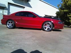 Xtreemestangss 1998 Ford Mustang