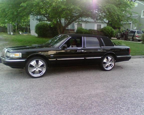 79358 1997 Lincoln Town Car Specs Photos Modification Info At