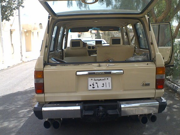 Another NIYAZ 1984 Toyota Land Cruiser post... - 9426696