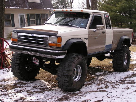 1990 Ford Ranger Free Picture 1