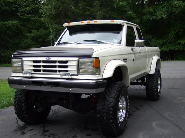 1990 Ford Ranger Free Picture 2