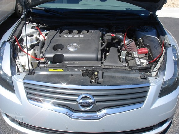 Another aicidelusm 2007 Nissan Altima post... - 9427459