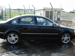 GO_GETTAs 2004 Volkswagen Passat