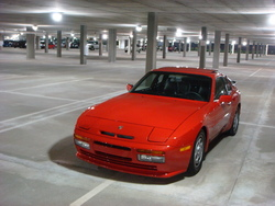P0R5CH3MANs 1987 Porsche 944