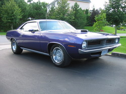 71CUDA71s 1970 Plymouth Barracuda