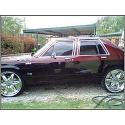umoney23s 1986 Ford LTD Crown Victoria