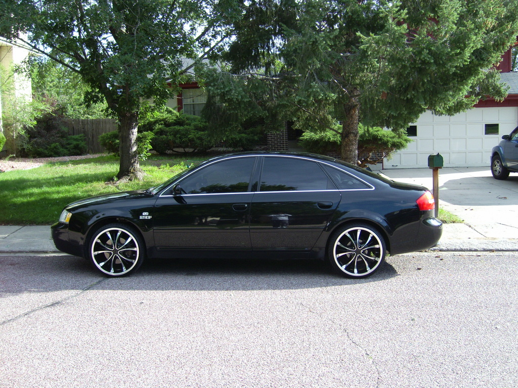yaboy nuck 2003 audi a6 specs photos modification info at cardomain. Black Bedroom Furniture Sets. Home Design Ideas