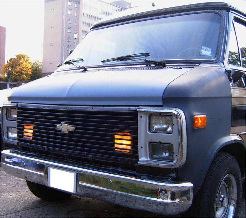 Another vin-parafin 1991 Chevrolet G-Series 1500 post... - 11691600