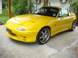 dzuallis 1997 Mazda Miata MX-5